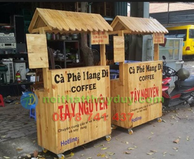 XE CAFE MANG ĐI - X05
